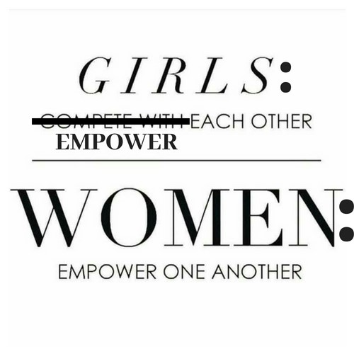 Girls Empower Each Other